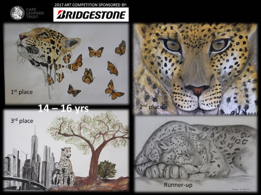 2017 Annual Art Competition sponsored by Bridgestone SA