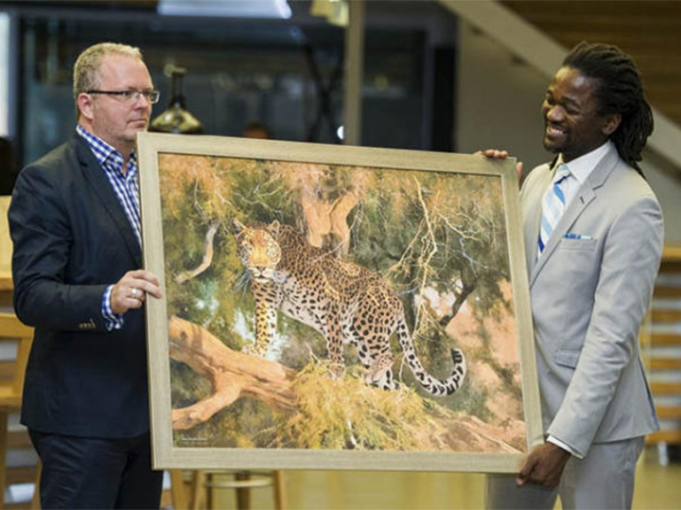 Over R400,000 Raised For Cape Leopard Trust