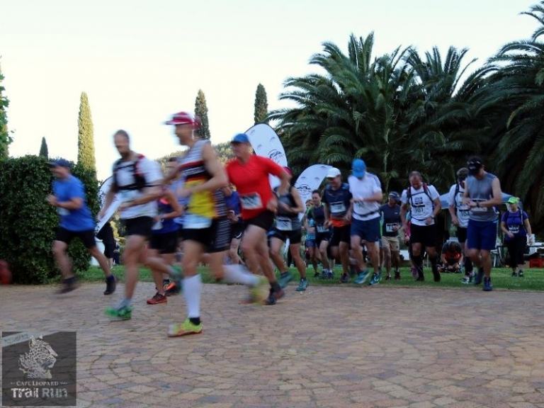 Cape Leopard Trail Run 2015