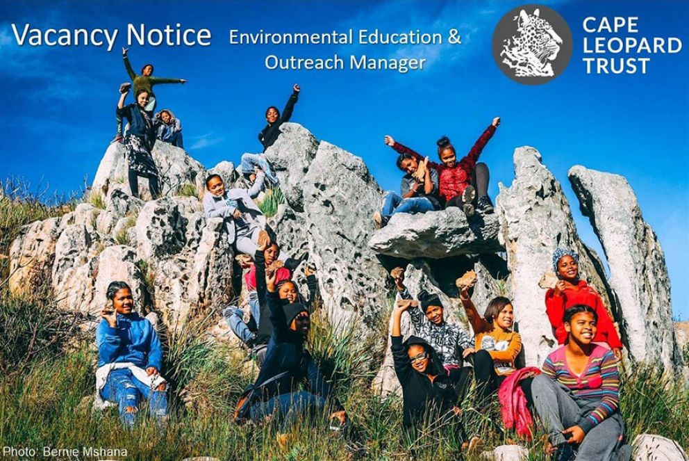 Shaping Environmentally Savvy Young South Africans