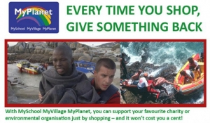 MySchool MyVillage MyPlanet - The Cape Leopard Trust as a beneficiary